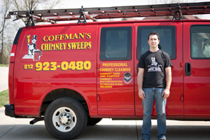 Coffman S Chimney Sweeps Chimney Cleaning And Repair